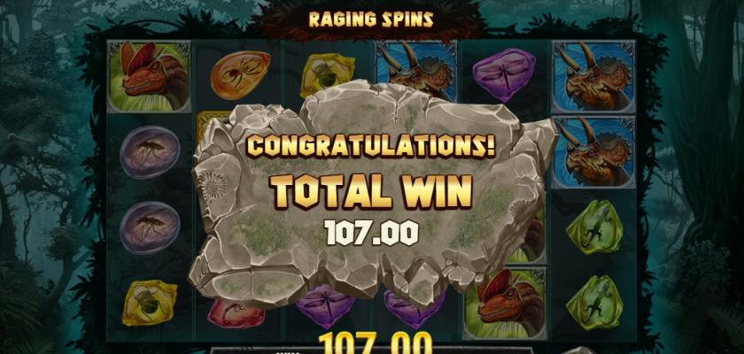 Raging Rex - Win