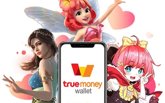 PG SLOT กับการฝาก-ถอนผ่าน TrueMoney Wallet
